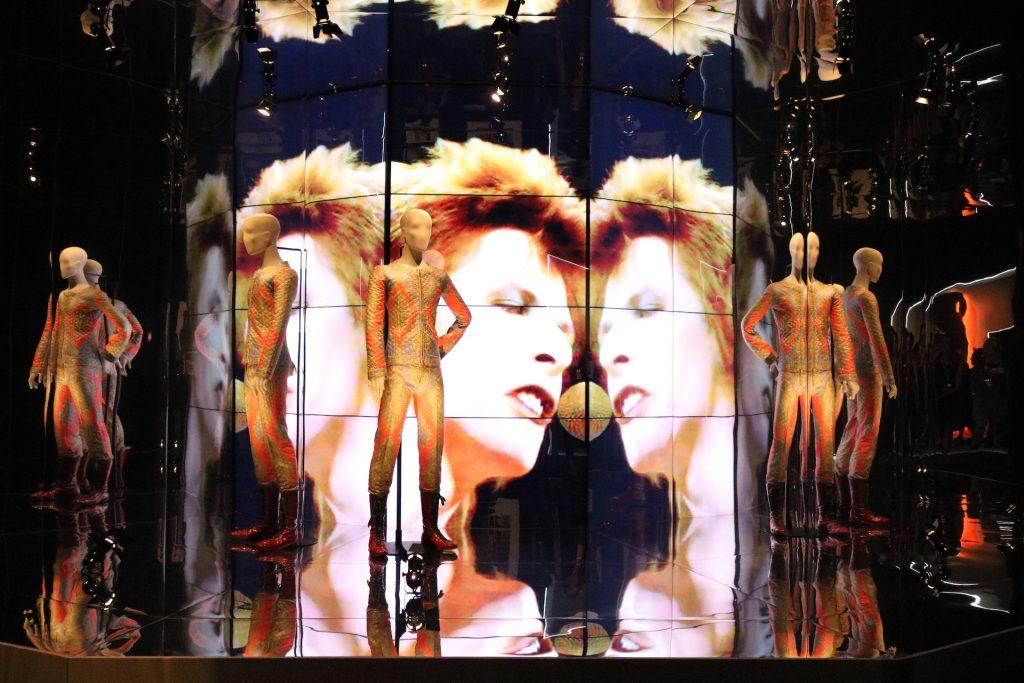 Mostra immersiva - David Bowie is
