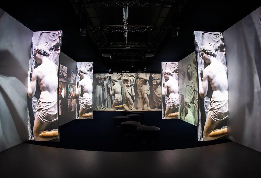 Museo immersivo - Antonius - sala 1